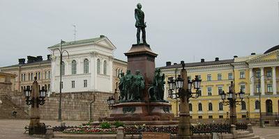 прокат авто для путешествия в Финляндию